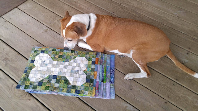 Kennel Quilts by Slice of Pi Quilts