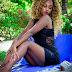 Tatiana The Video Vixen Behind Dogo Richie's New Hit ''Fire'' Nourishes Mambo Mseto Radio Show!