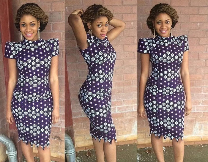 Ankara Gown Style: 70 Pictures Of Trending & Modern Ankara Dress Styles In