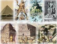 семь чудес античного мира