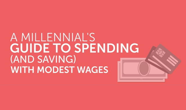 A Millenial's Guide to Spending (And Saving) with Modest Wages