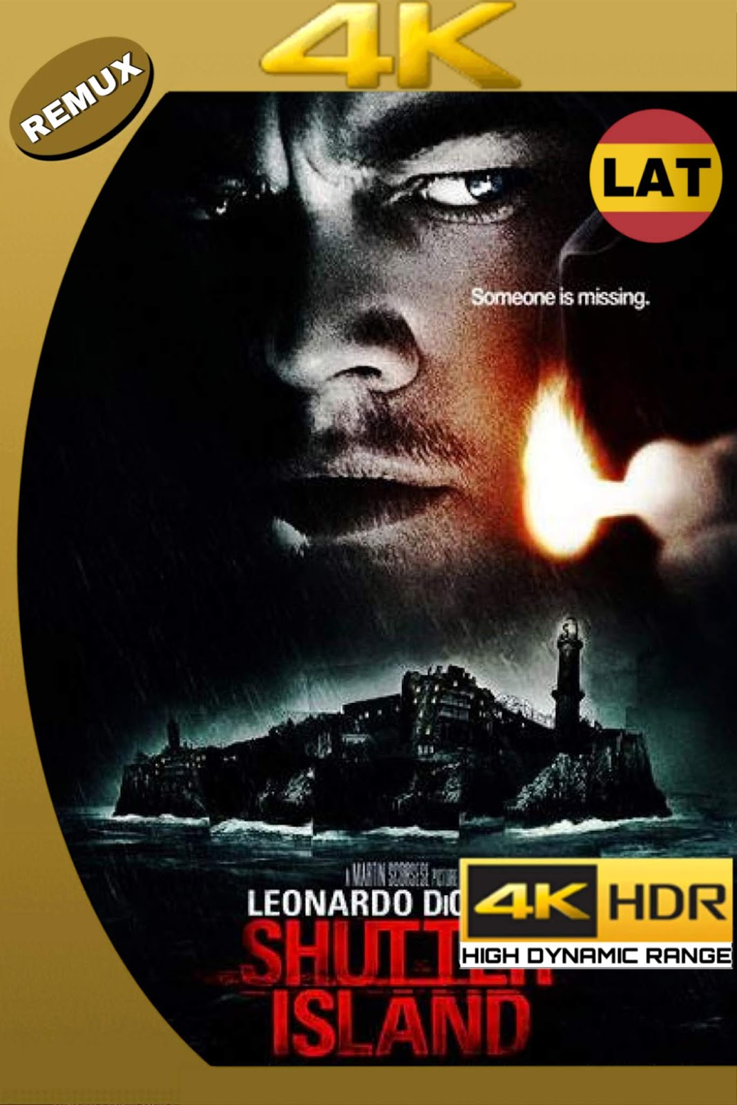 LA ISLA SINIESTRA 2010 LATINO + 10 UHD 4K HDR 2160P 53GB.mkv