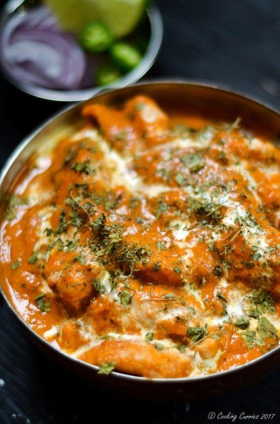 Chicken Makhni