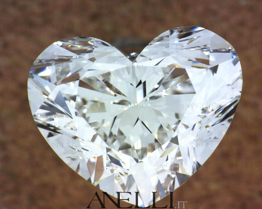 Anelli solitario il modo giusto per dichiarare il proprio for Soggiorno a forma di diamante