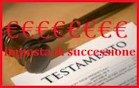 chi deve fare la dichiarazione di successione e pagare l'imposta in caso di eredità