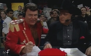 WWE / WWF Capital Carnage 1998 - Jim Ross & Jerry 'The King' Lawler