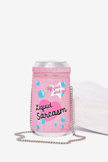 Skinnydip London Liquid Sarcasm Crossbody Bag
