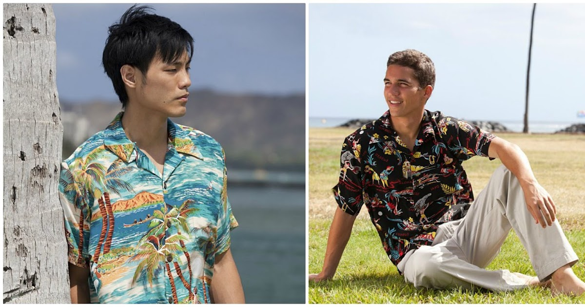 What's So Cool About These Vintage Hawaiian Shirts?