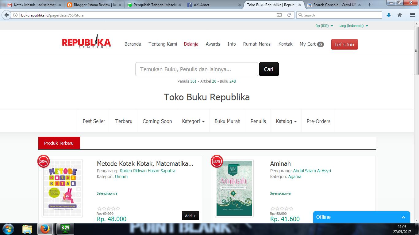 7 Tips Mudah Membangun Toko Online di Blogger ~ Istana Review