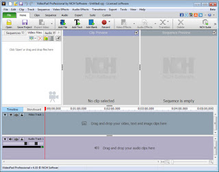 NCH VideoPad Video Editor Professional 4.48 Portable