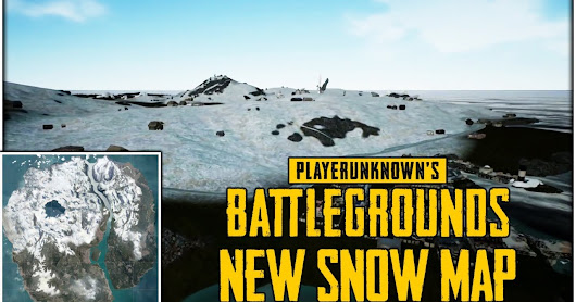 PUBG Vikendi Snow Map Leaked Online, May Release on December 7