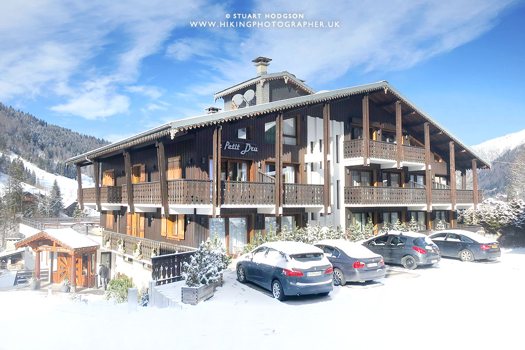 the hiking photographer hotel review hotel le petit dru morzine