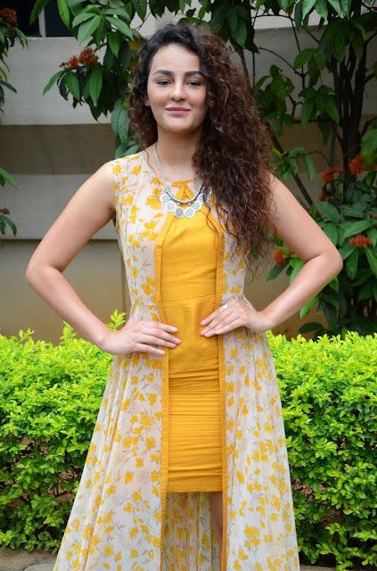 Seerat Kapoor Stills at Raju Gari Gadhi 2 Trailer launch event