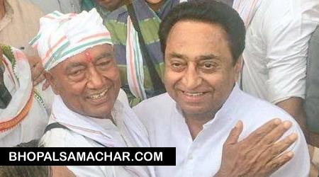 दिग्विजय सिंह, कमलनाथ कांग्रेस के मार्गदर्शक मंडल में..? | NATIONAL NEWS