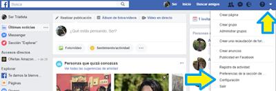 Redes Sociales, facebook, privacidad, social media, perfil, configurar