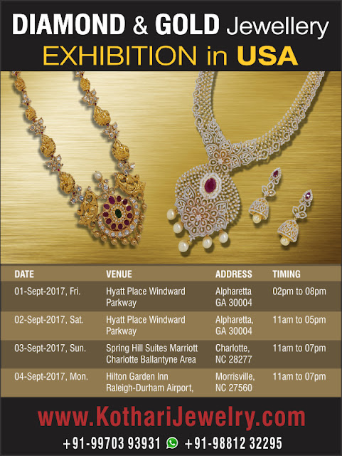 Kothari Jewelry Exhibition in Atlanta