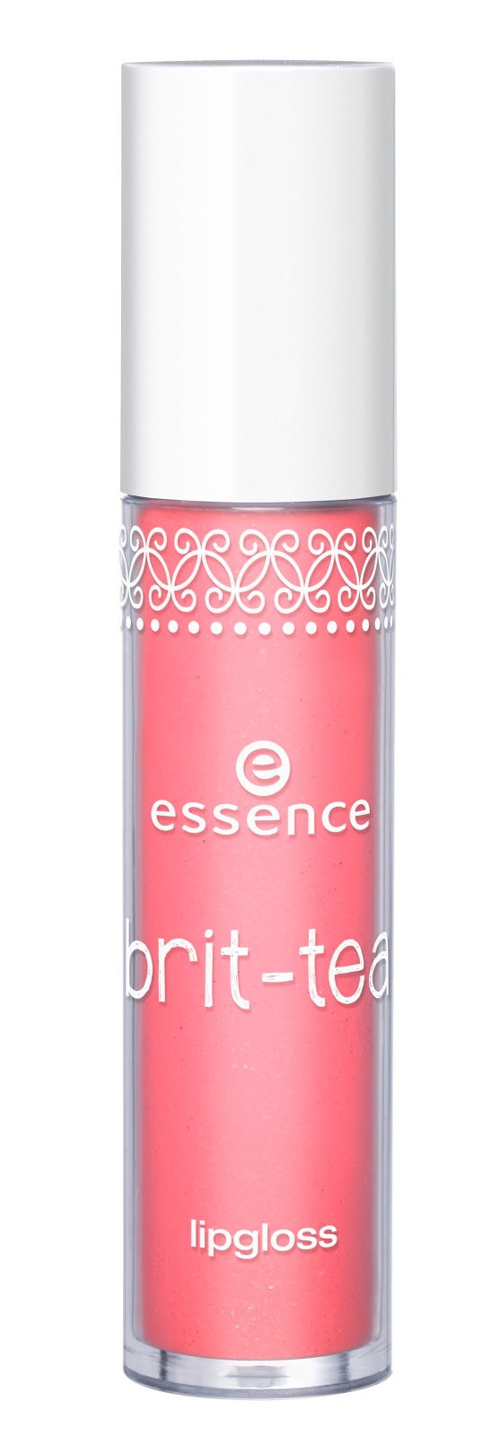 essence brit tea lipgloss