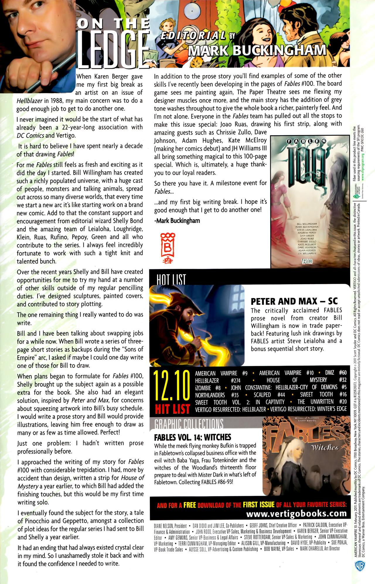 Read online American Vampire comic -  Issue #10 - 24