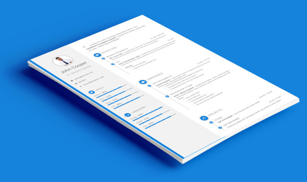 10 situs gratis pembuat resume online