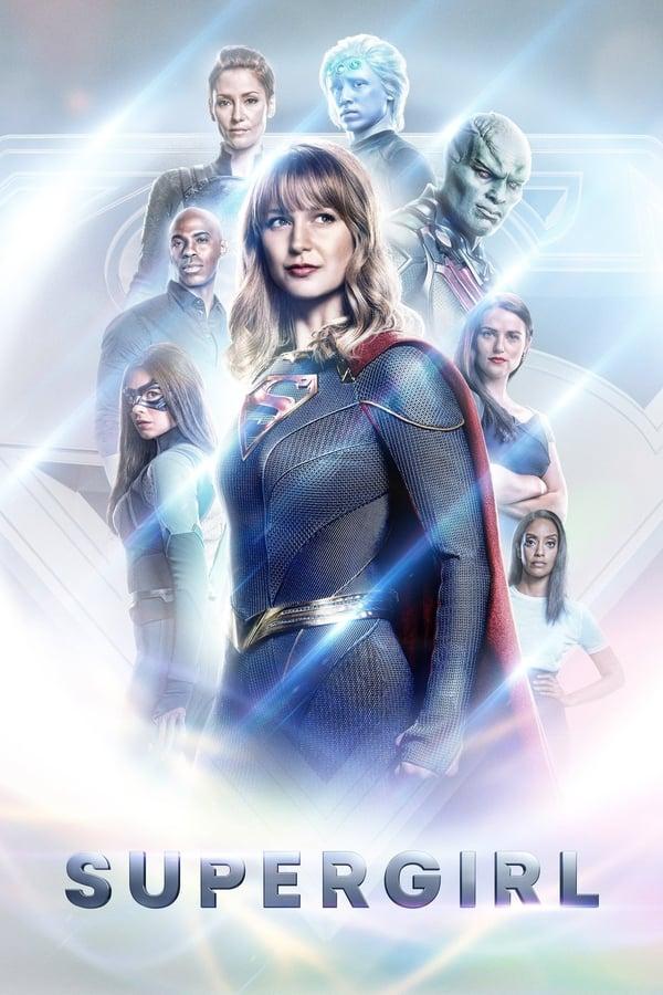 Descargar Supergirl Temporada 5 Español Latino & Sub Español por MEGA
