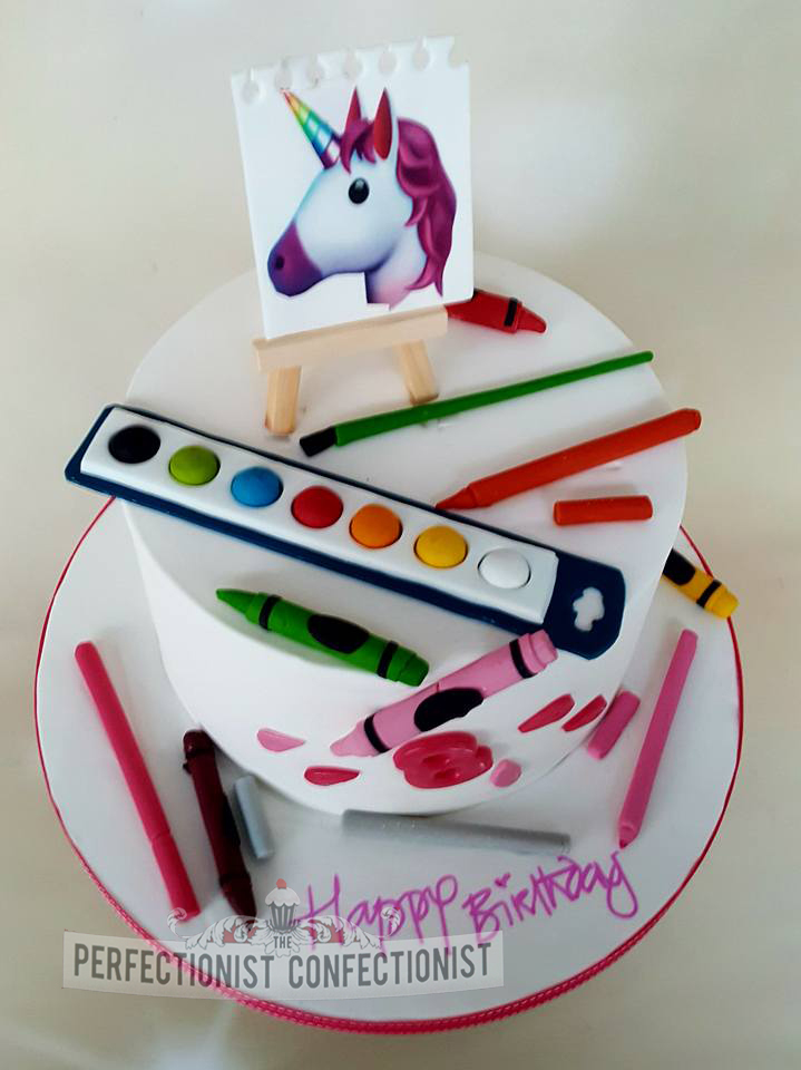 The Perfectionist Confectionist Ciara Artist And Unicorns