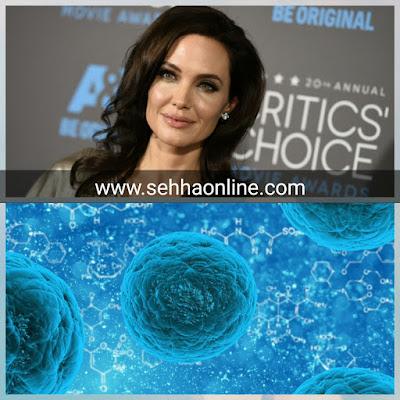 أنجلينا جولي و السرطان، أنجلينا جولي، Angelina Jolie and Cancer, Angelina Jolie,
