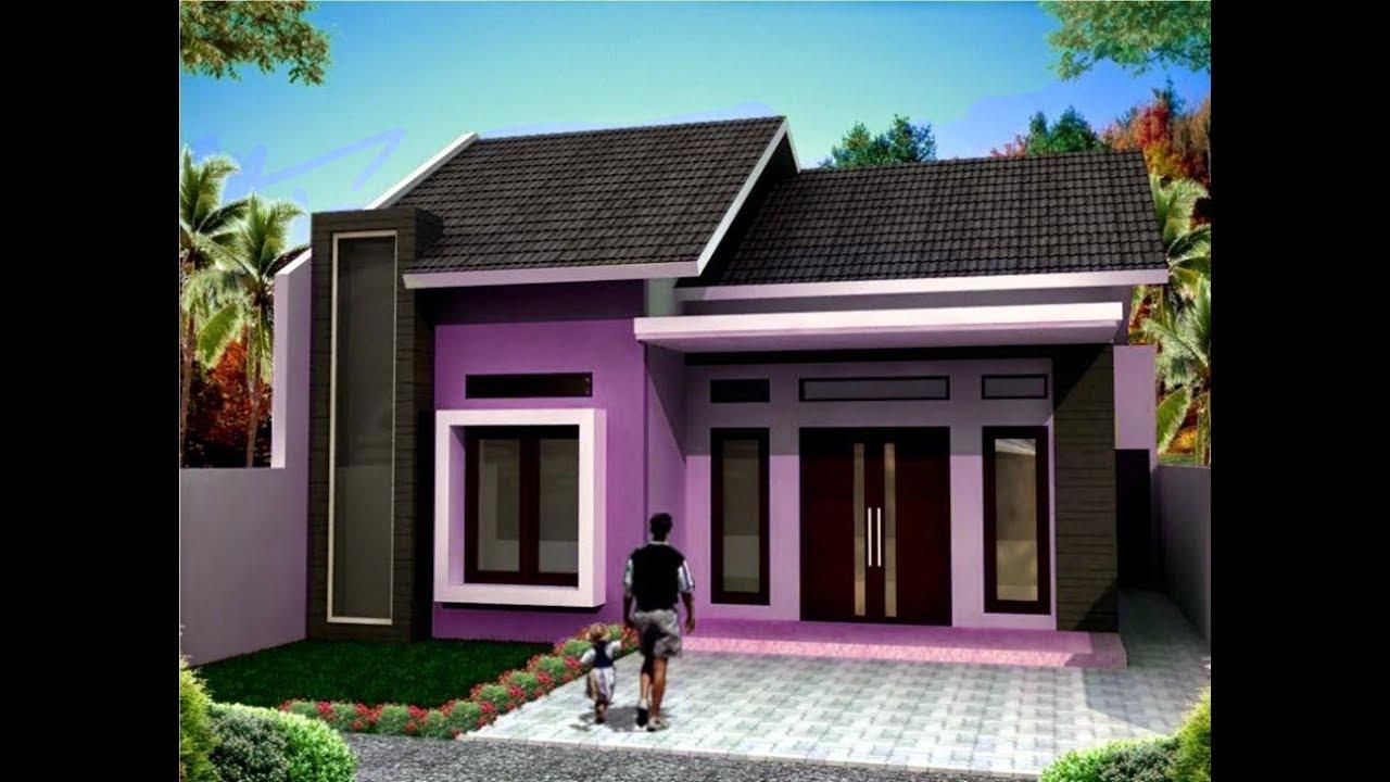 Desain Rumah Minimalis Modern Sederhana 1 Lantai Desain Minimalis