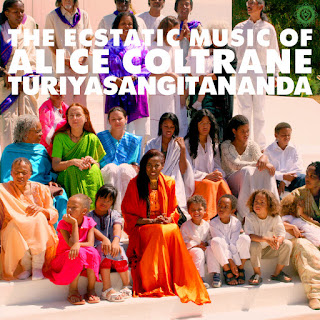 Alice Coltrane, World Spirituality Classics 1: The Ecstatic Music of Alice Coltrane Turiyasangitananda, Luaka Bop