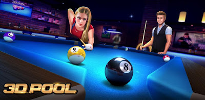 3D Pool Ball Apk + Mod Unlocked for Android Online