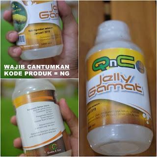 Obat Wasir Herbal, Paling Ampuh Sembuhkan Wasir Secara Alami Sampai Tuntas : QnC Jelly Gamat Solusinya