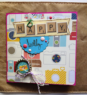 card Daniela Dobson Scrapdreams