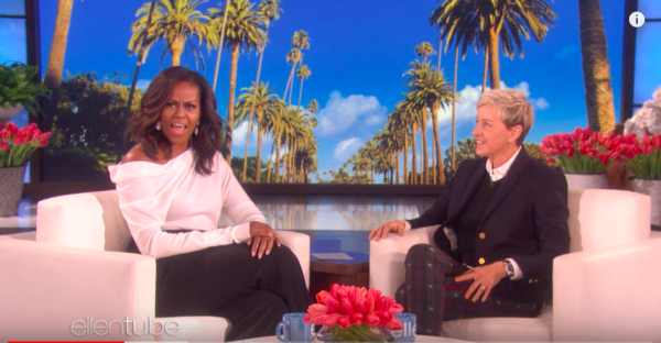 Watch: Michelle Obama speaks on Life after Presidency in First Interview since Leaving the White House