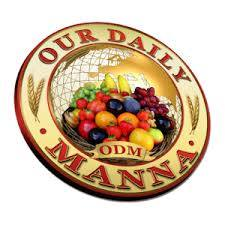 Our Daily Manna October 11, 2017: ODM devotional – Does Your Bible Mark You?