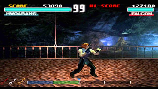 Tekken 3 Rom Psx