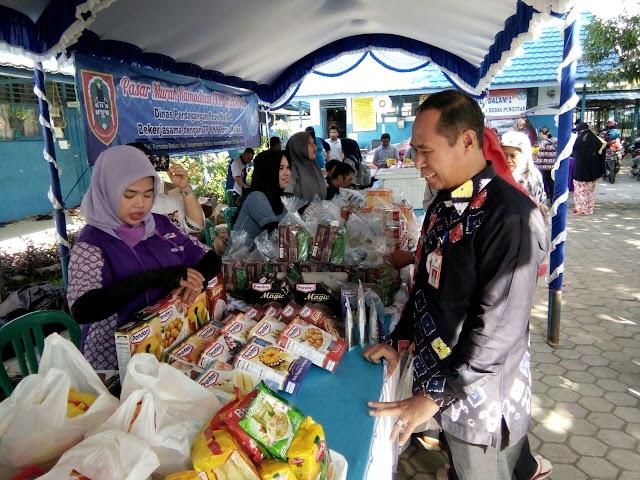 Jadwal Pasar murah Ramadhan Kalsel 1439 H / 2018 M