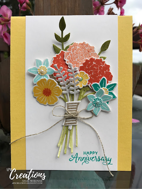 APM Creations | A Bouquet of Wishes