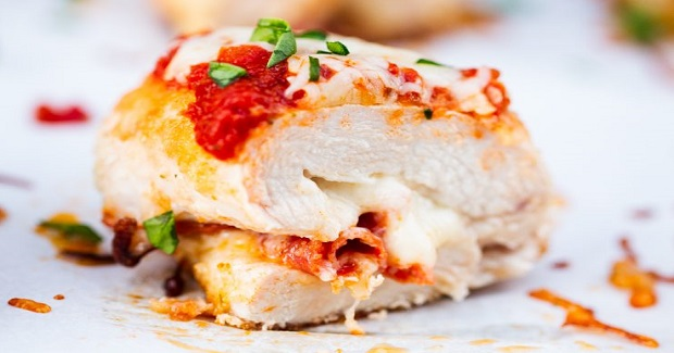 Pizza Chicken Roll Ups Recipe