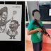 Loja de 'tiro' no PR, aberta à crianças, usa caricaturas de Lula e Dilma como alvo
