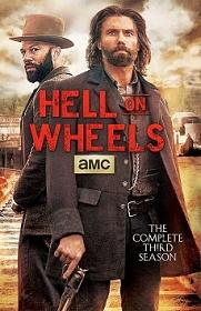 Hell on Wheels temporada 3