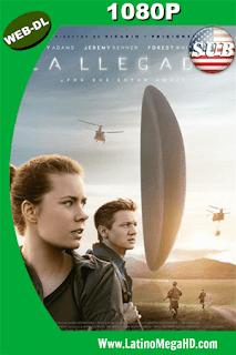 La Llegada (2016) Subtitulado HD WEB-DL 1080P - 2016