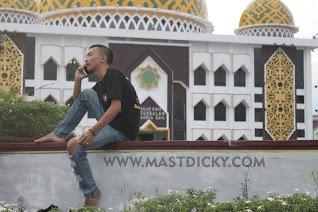 Wisata Ke Masjid Raya Darussalam Palangkaraya