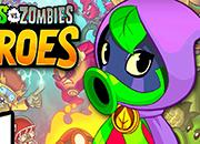 Plants Vs Zombies Heroes: Desafio 2 [Sombra Verde] juego