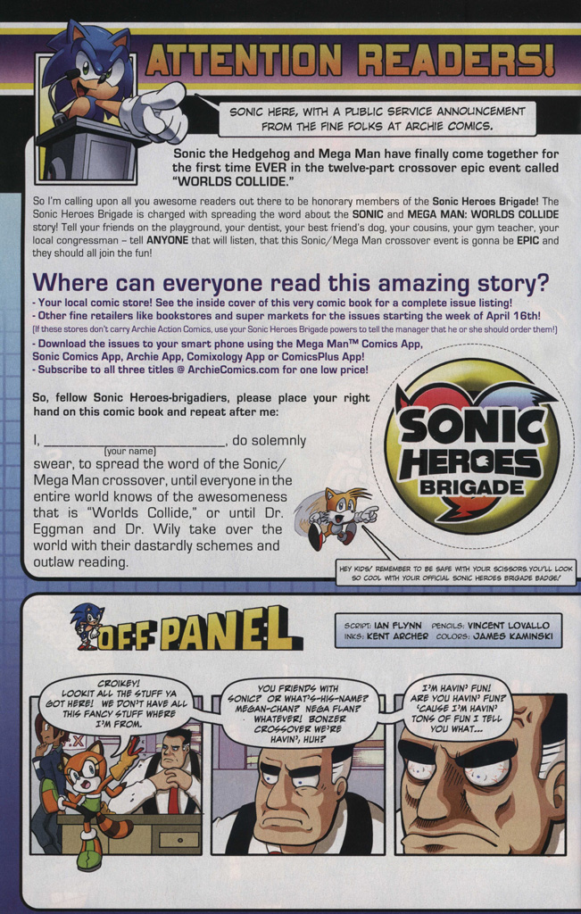 Read online Sonic The Hedgehog comic -  Issue #249 - 32