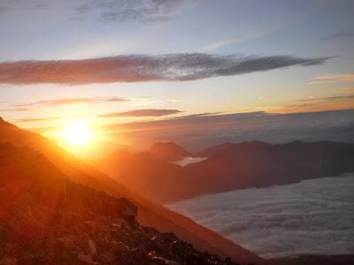 Open Trip Pendakian Gunung Kerinci 2018
