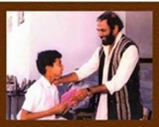 Bhaskar Chandawarkar Awarding Mahesh