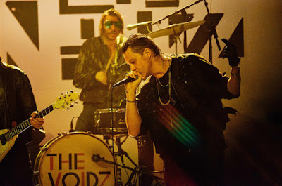 The Voidz Electrify The James Corden Show!!!