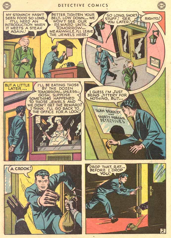 Read online Detective Comics (1937) comic -  Issue #147 - 18