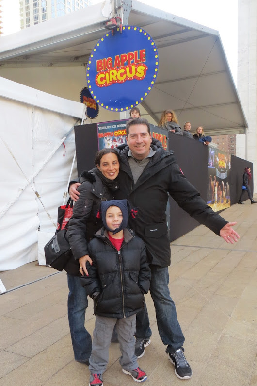 Big Apple Circus Delivers Thrilling Family Fun