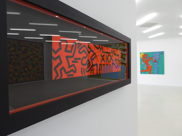 Avignon exposition 2017 à la fondation Lambert : Keith Harring