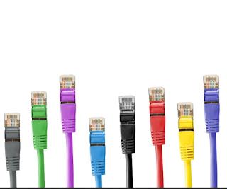Cara Memasang Kabel LAN di Komputer Kesatu dan Kedua